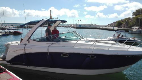 Chaparral 310 (2013)   –   Modelo apto con Patrón de Embarcaciones de Recreo  (P.E.R.)